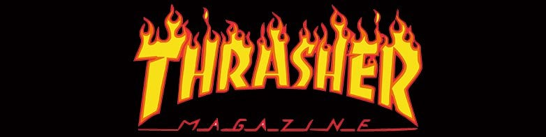 Thrasher T shirt UK - Thrasher T-shirts - Skate Tshirts - Fillow
