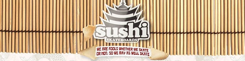 Tools  by  Sushi Skateboards