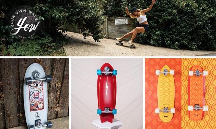 Surfskates Longboards