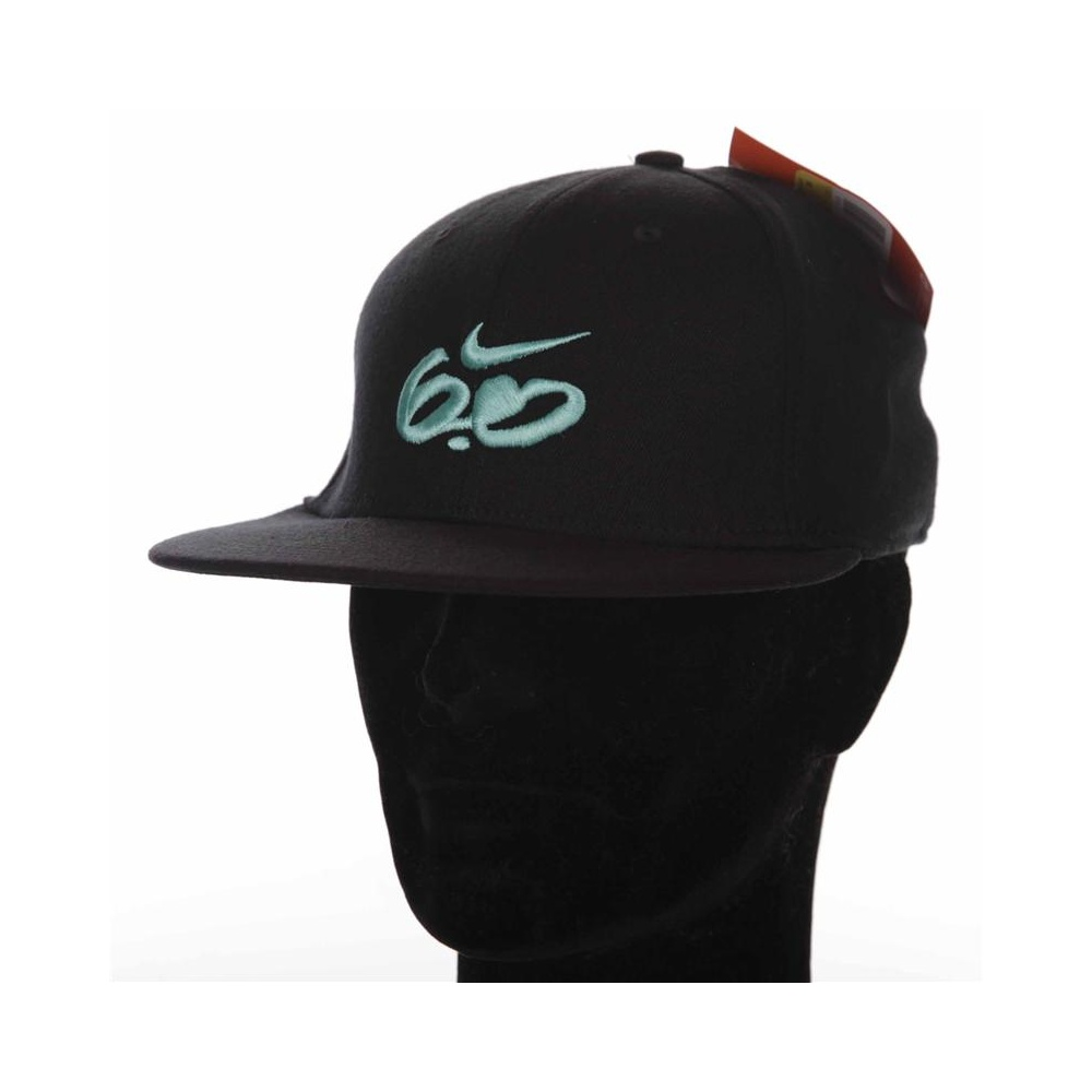 467c6245150 Gorra Nike 6.0  Icon Logo Swoosh Flex BK