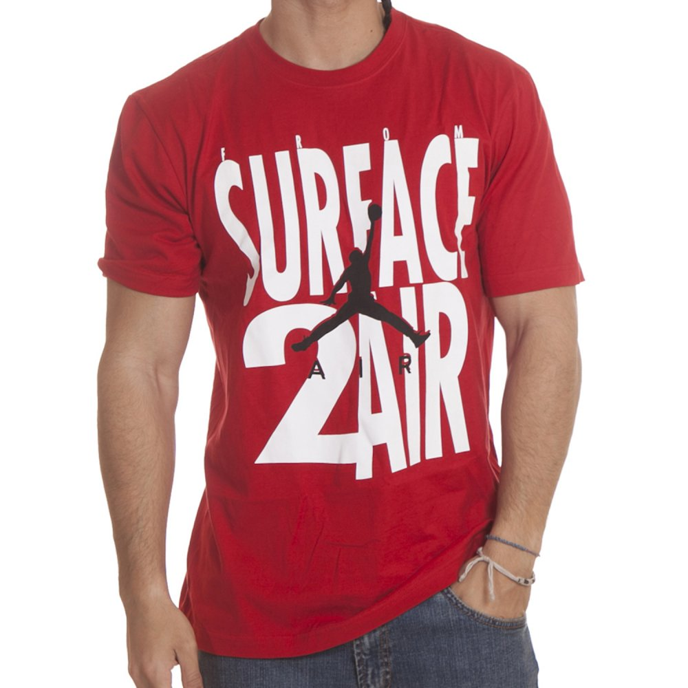 50035acdf72d Jordan T-Shirt  From Surface 2 Air RD ...