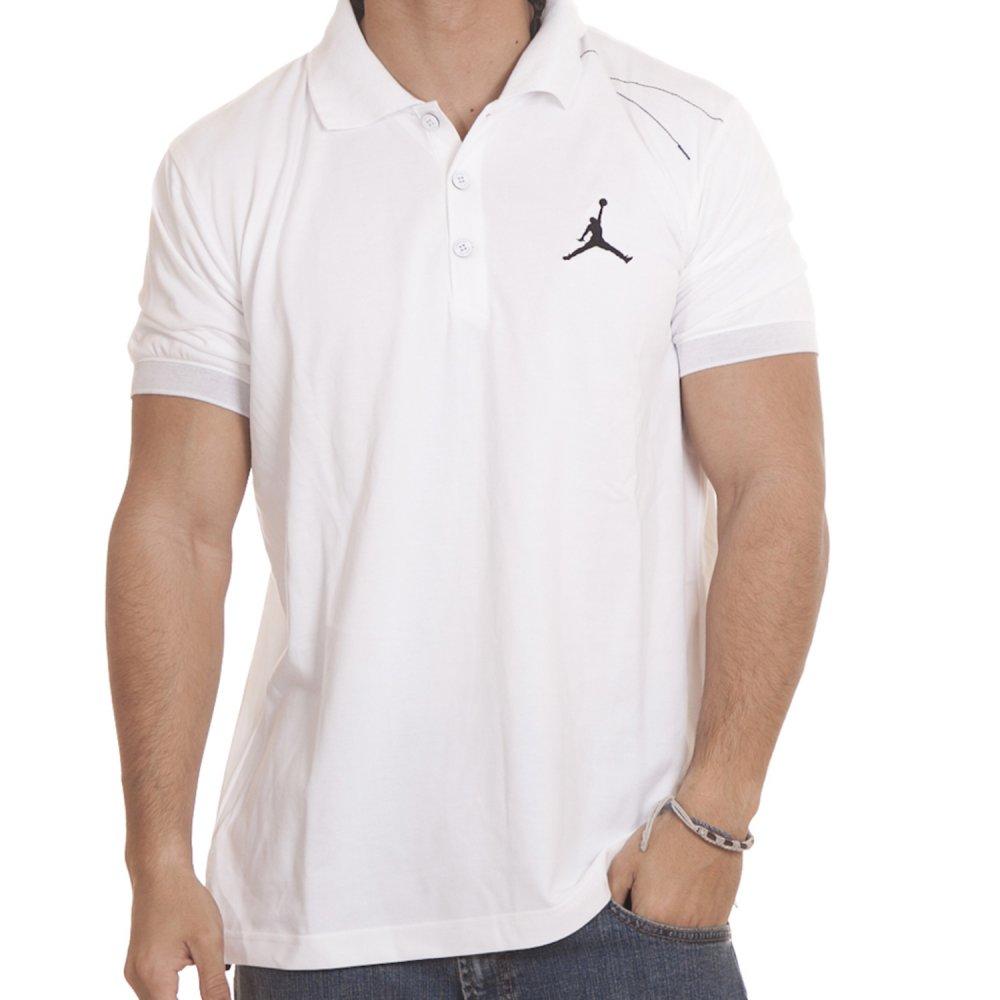 6b382af3534 Polo T-Shirt  Jumpan Top To Botton WH ...