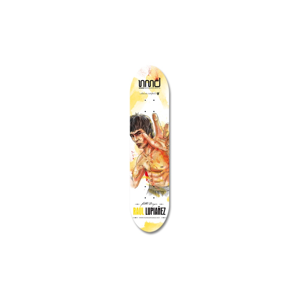 627a21fcc8239e Nomad Deck  Street Fighters Lupi 8.25