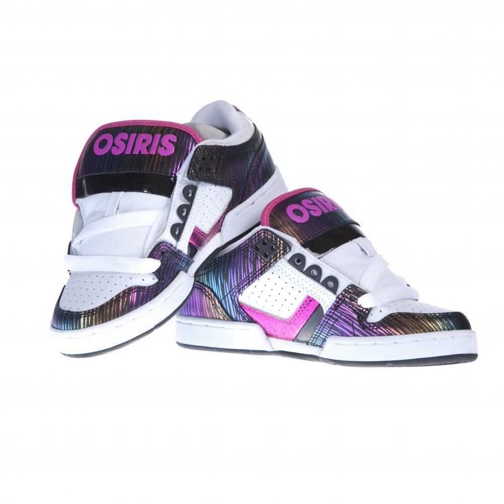 39132d5b34a Zapatillas Chica Osiris: Girls Harlem WH | Comprar online | Fillow ...