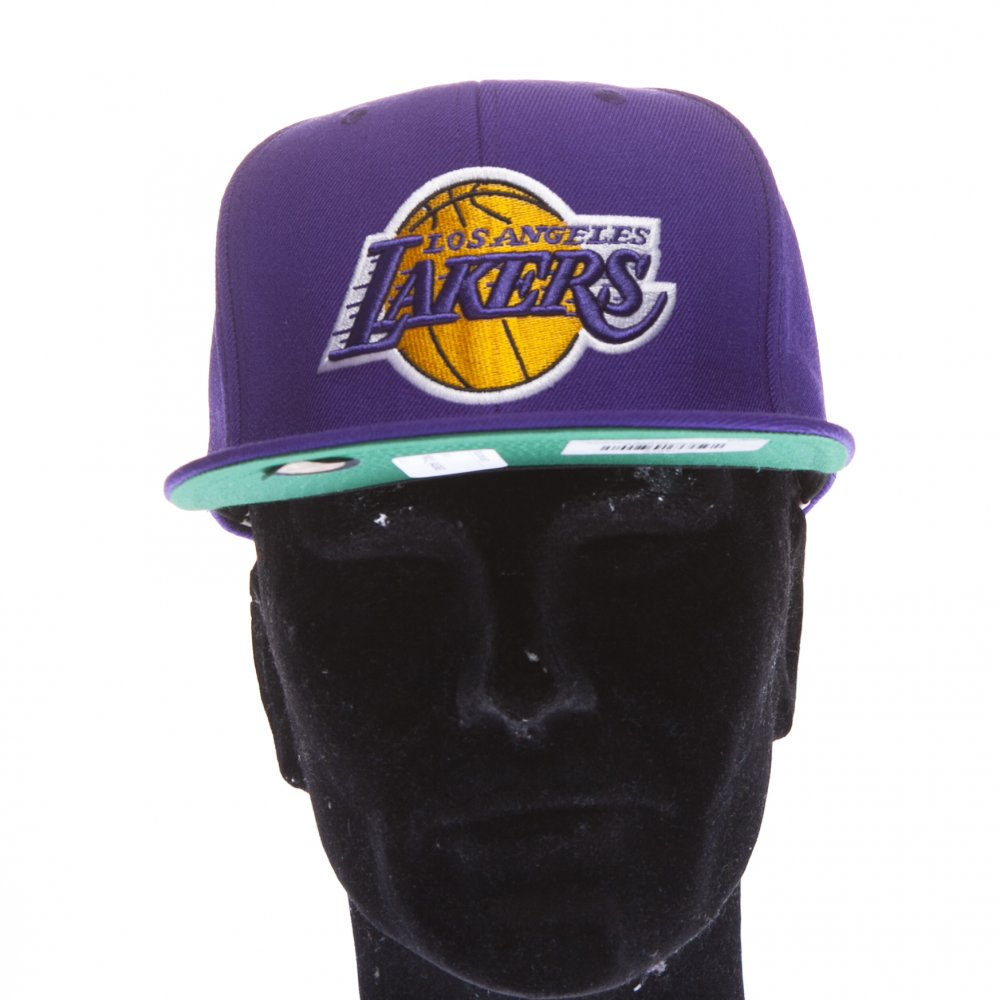 1ee08963d3e79 Los Angeles Lakers PP · Mitchell   Ness Cap  Min1 NZ979 WSolid. Los Angeles  Lakers PP ...