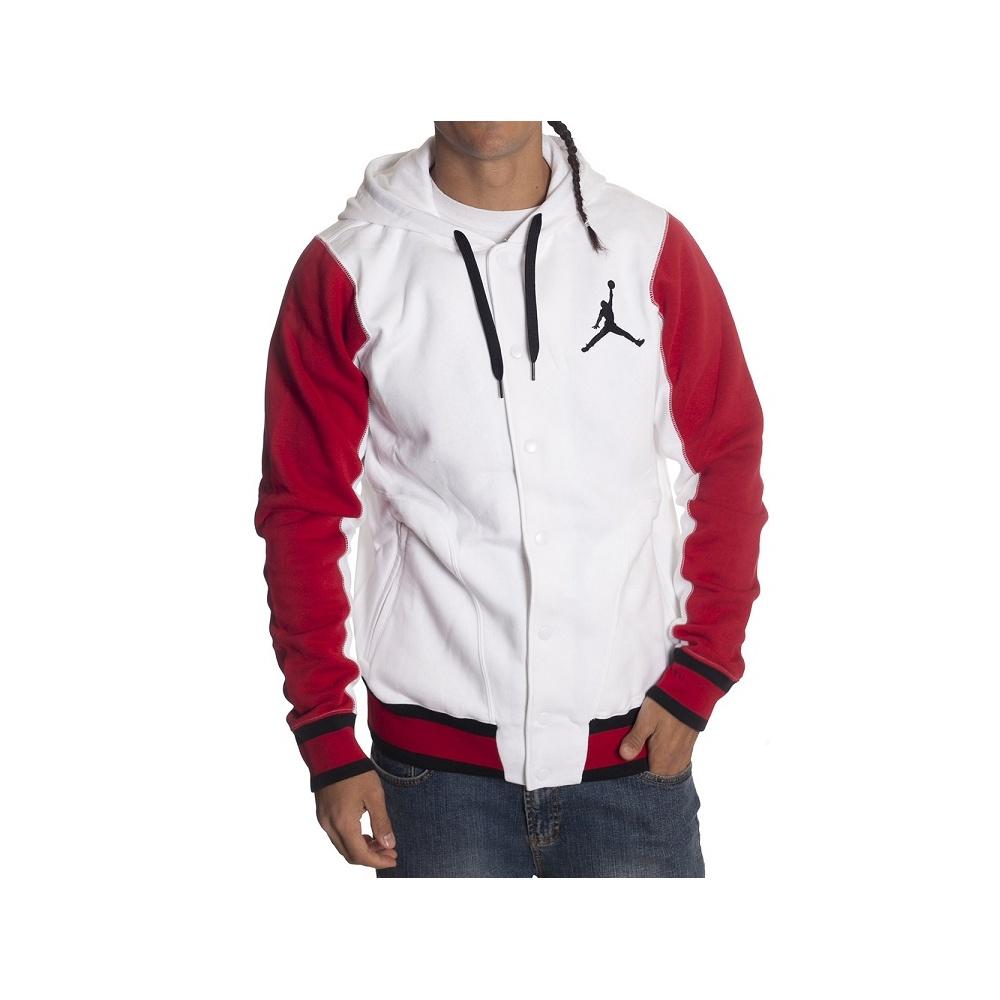 9e5a4420b71c98 Jordan Sweatshirt  Jordan Varsity Hoody 2.0 WH RD
