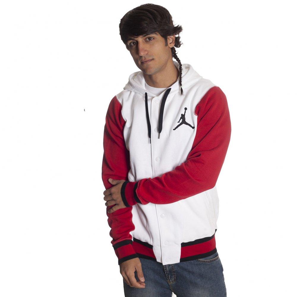 77cbd0a6c178c7 ... Jordan Sweatshirt  Jordan Varsity Hoody 2.0 WH RD. ‹