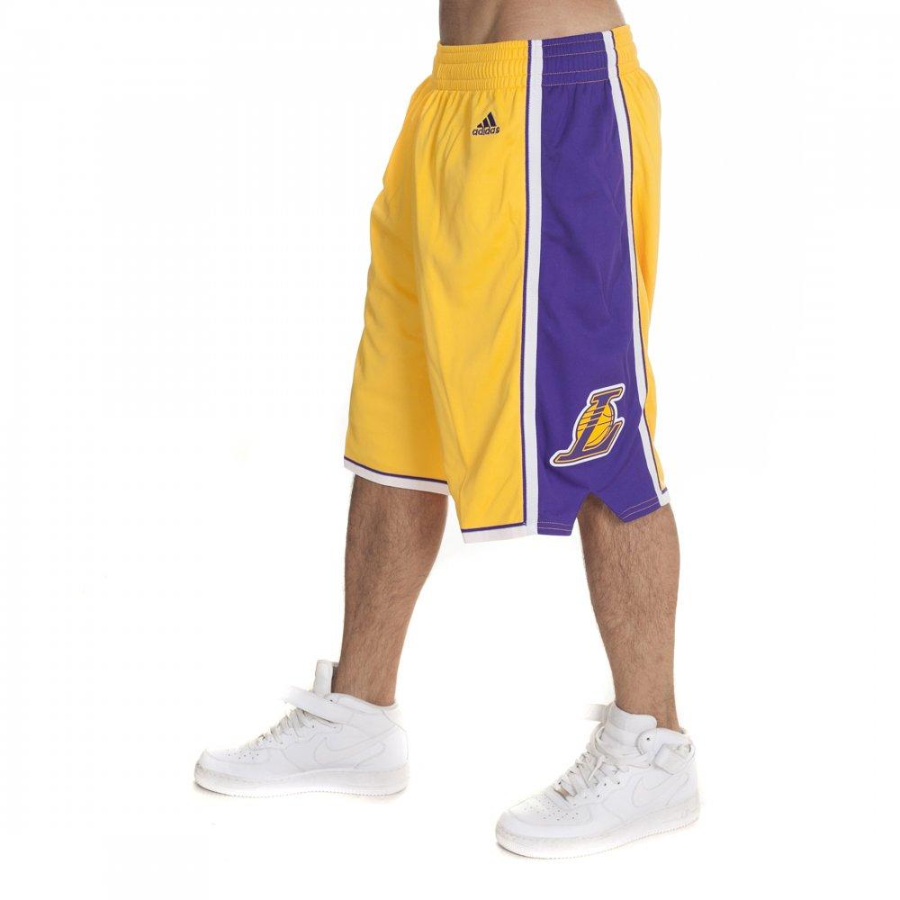 1ecd0099 adidas Shorts: Swingman Shorts NBA Lakers YL