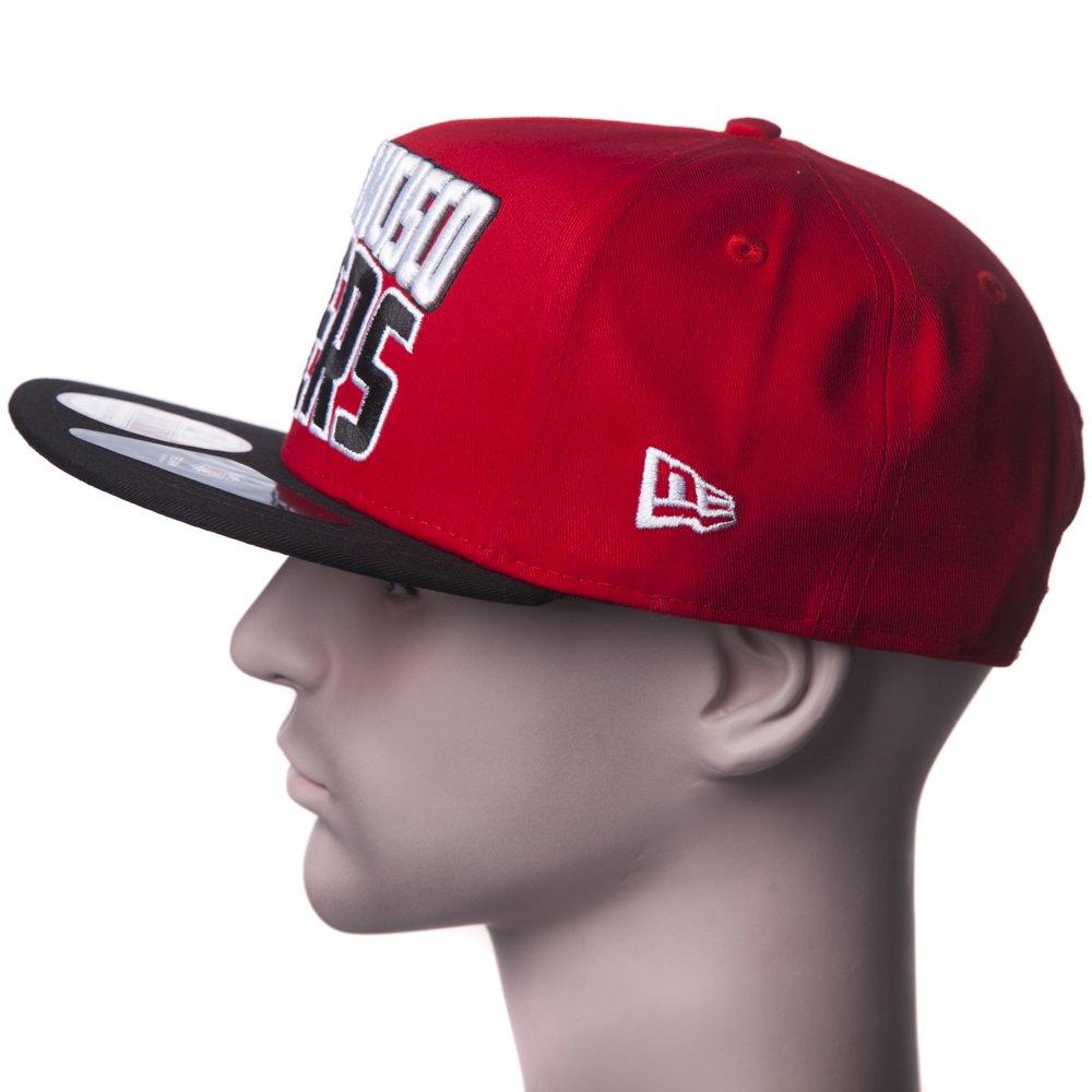 ... New Era Cap  Wordsplit San Francisco 49ers RD BK ... 369a76b7e44