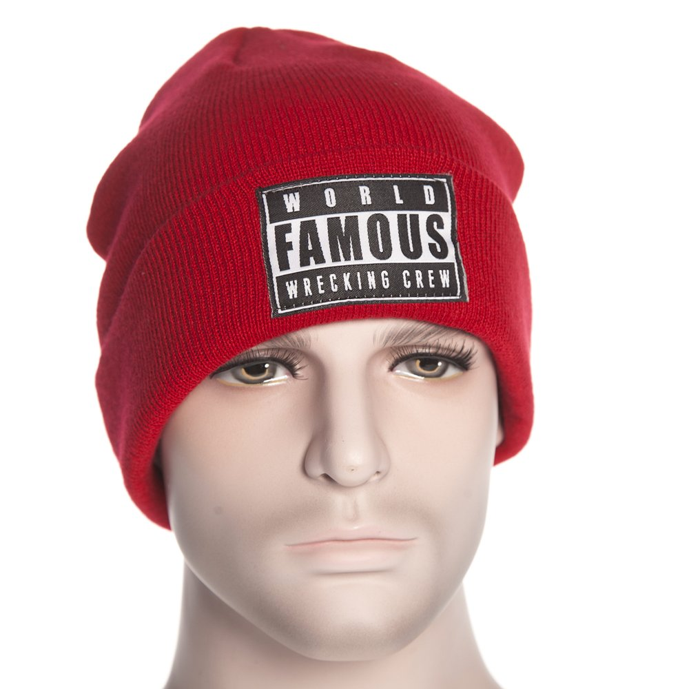 9ba0fb408f8 ... Famous Stars and Straps Beanie  WFWC Roll Up RD ...