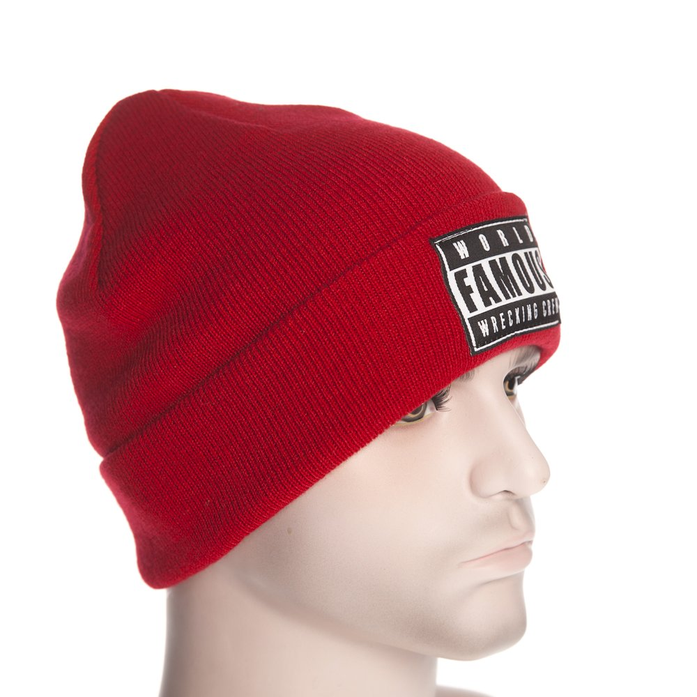 acb370bda12 ... Famous Stars and Straps Beanie  WFWC Roll Up RD. ‹