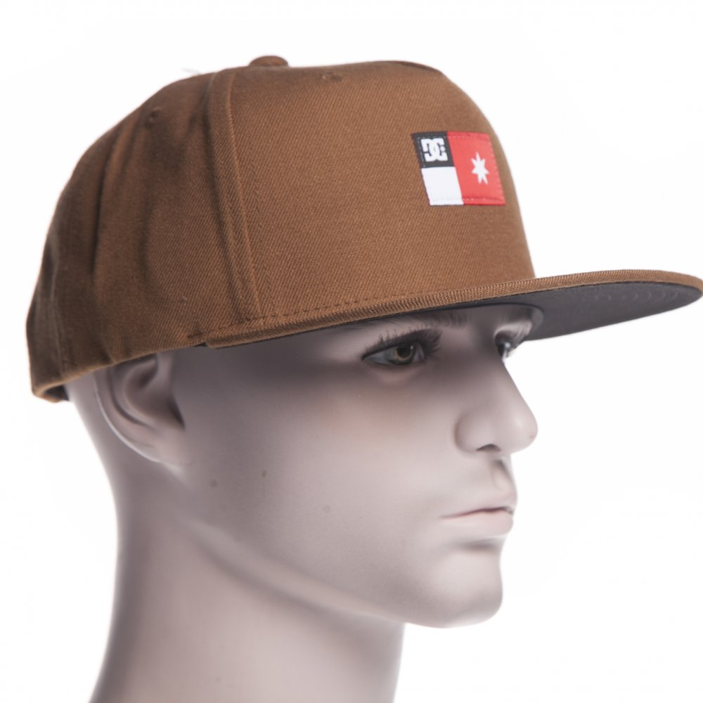 f2d3389fe2 DC Shoes Cap: Flagger BR | Buy Online | Fillow Skate Shop