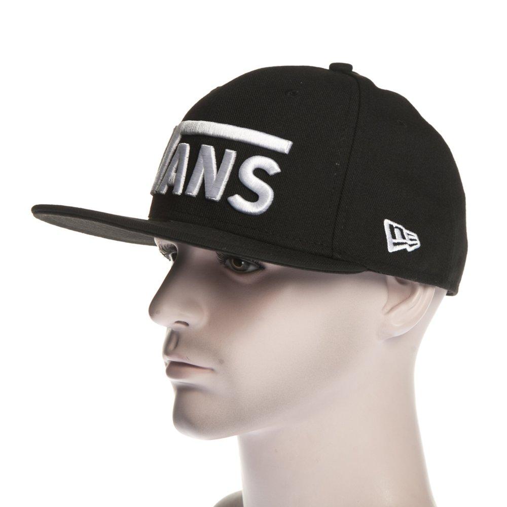 Vans Cap  M Drop V New Era Black BK  c3b56f7841