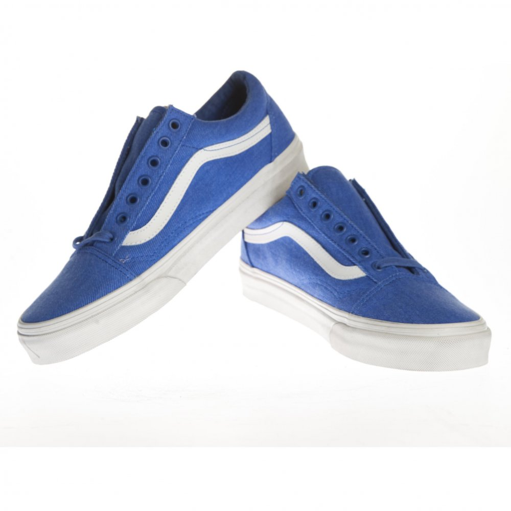 439c1b29e283 ... Vans Shoes  Old Skool (Overwashed) - Nautical Blue BL ...