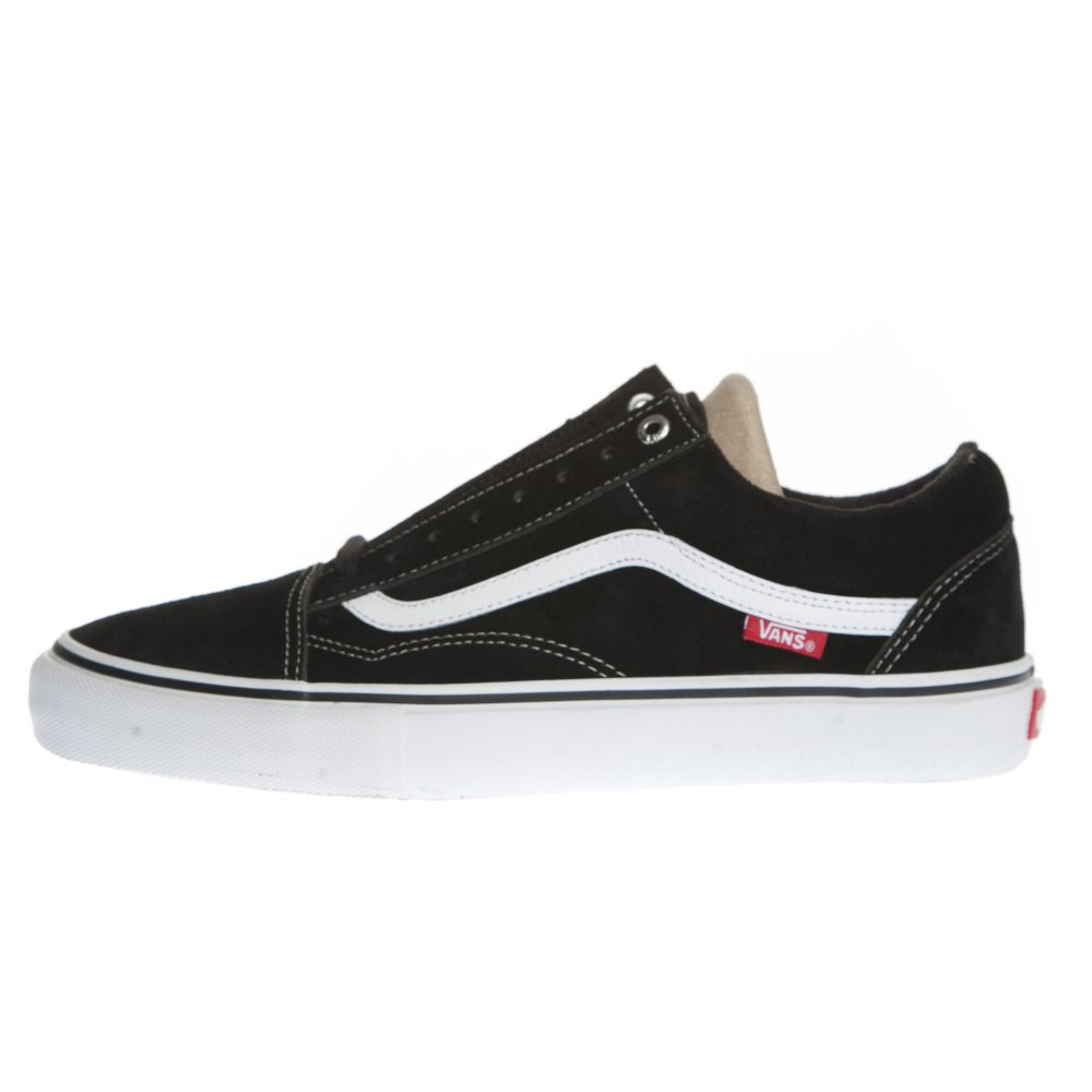 728fab498ef Vans Shoes  M Old School 92 Pro Black White BK ...