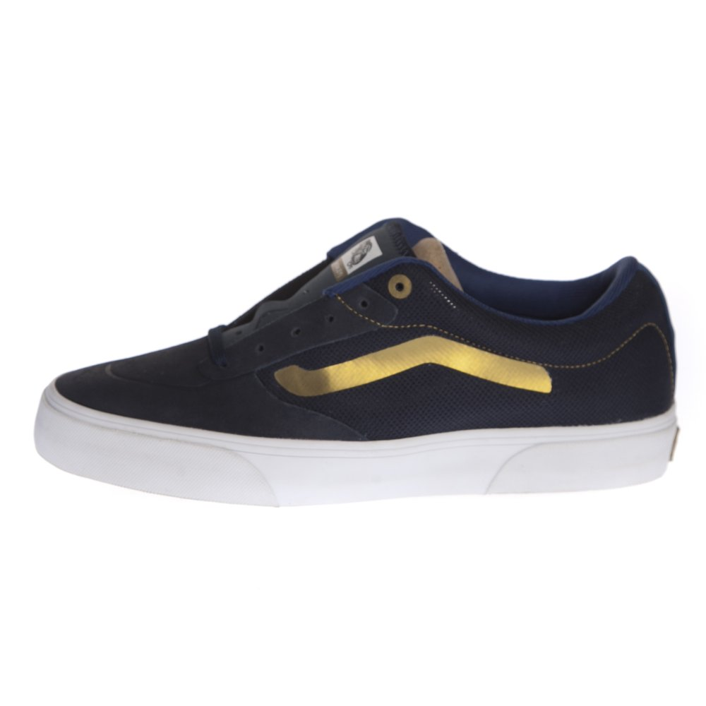 4a1476cf2a Vans Shoes  Rowley Pro Lite Navy Gold NV ...
