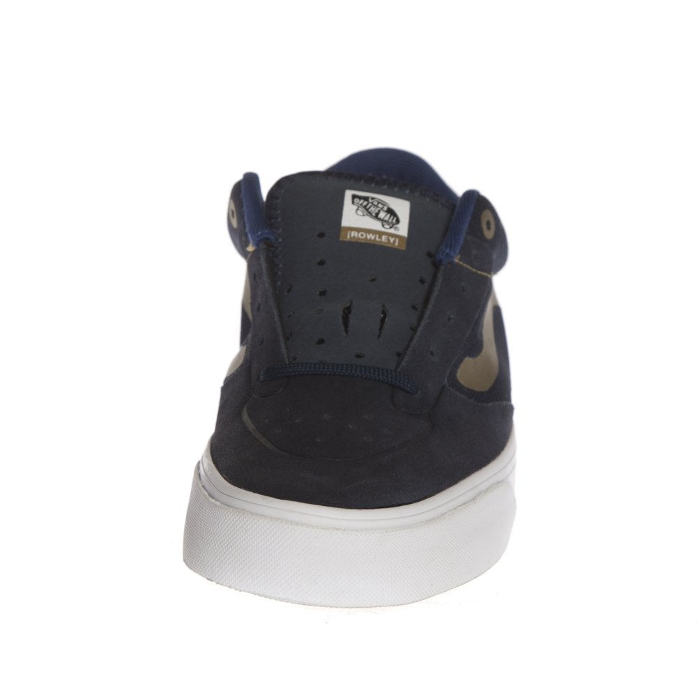 065130a386b4f1 ... Vans Shoes  Rowley Pro Lite Navy Gold NV ...
