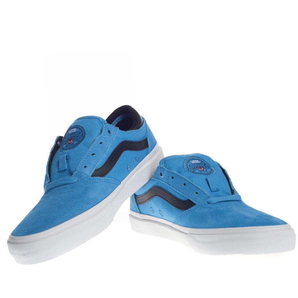 ... Vans Shoes  M Gilbert Crockett Blue BL. ‹ ecb86a2bde7