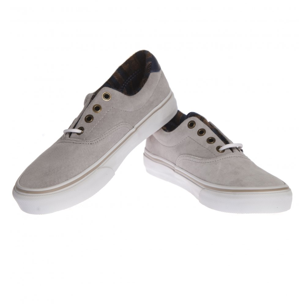 2edda35664 ... Vans Shoes  Era 59 Suede Knit Geo Tan GR. ‹