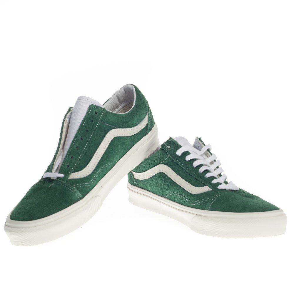 63ef34e4c5 ... Vans Shoes  Old Skool Vintage Evergreen GN. ‹