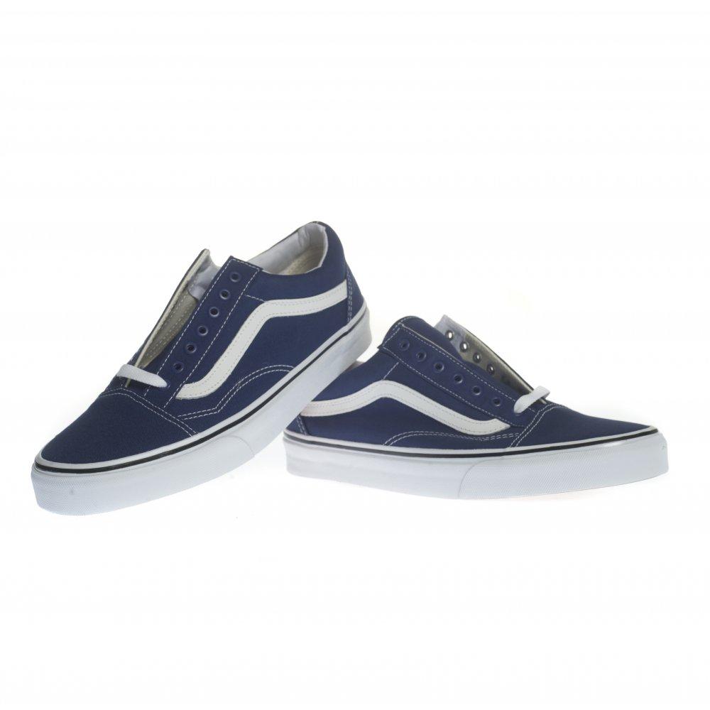 7e607dd779e0 Vans Shoes: Old Skool Canvas Twilight Blue/True White BL | Buy ...