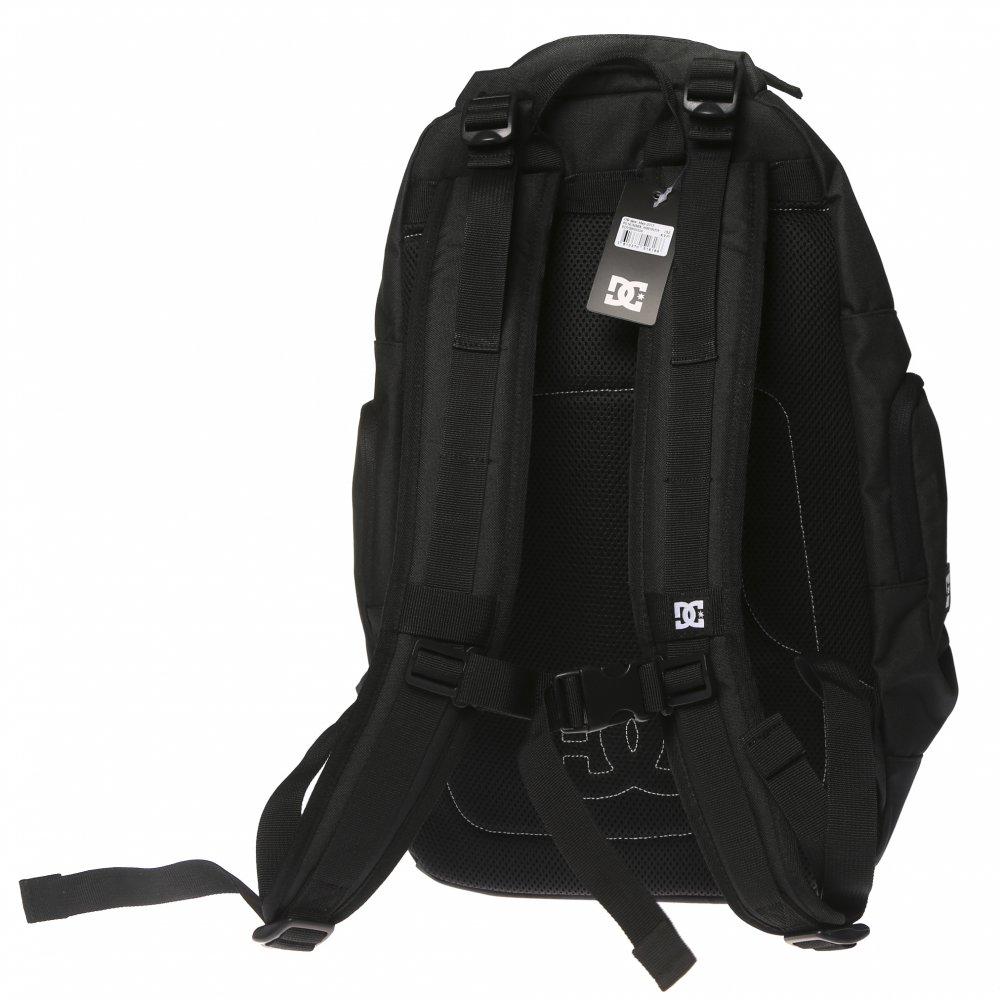 cc3c7e082c7 DC Shoes Backpack: Wolfbred II KVJ BK | Buy Online | Fillow Skate Shop