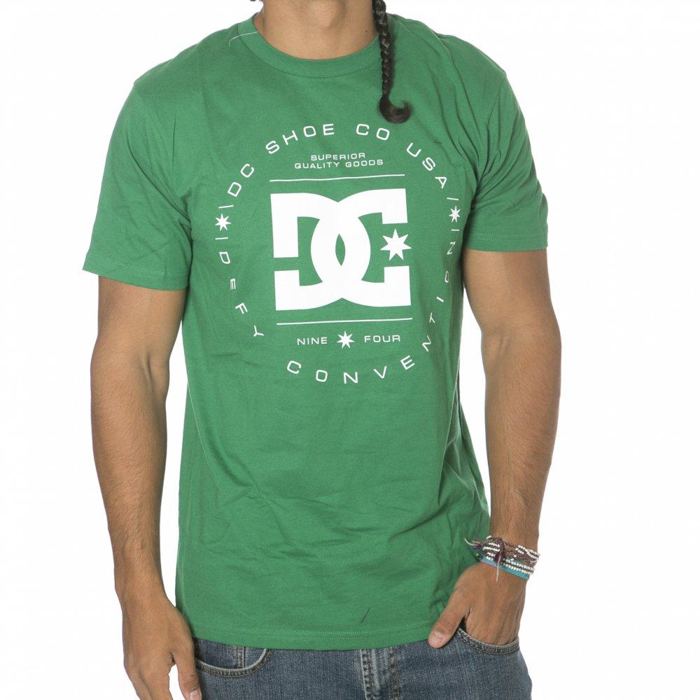 de889ae9b086da DC Shoes T-Shirt  Basic SS E Rebuilt GN ...