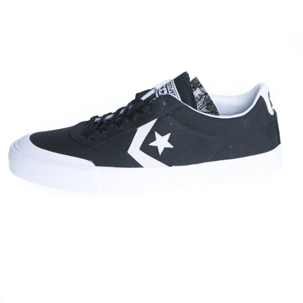 Converse Shoes: Storrow OX BK/WH | Buy