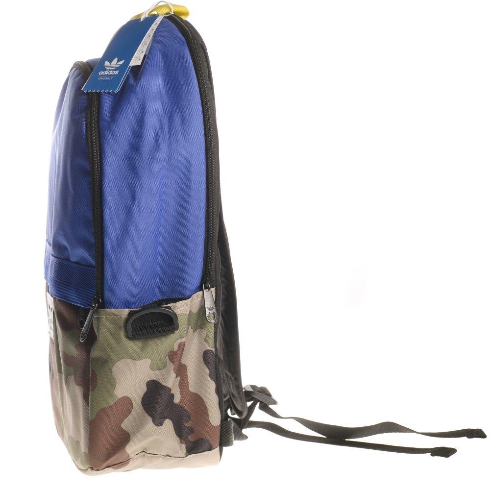 0183dd6a5 adidas originals Backpack: Odd Camo Backpack BL/CM | Buy Online ...