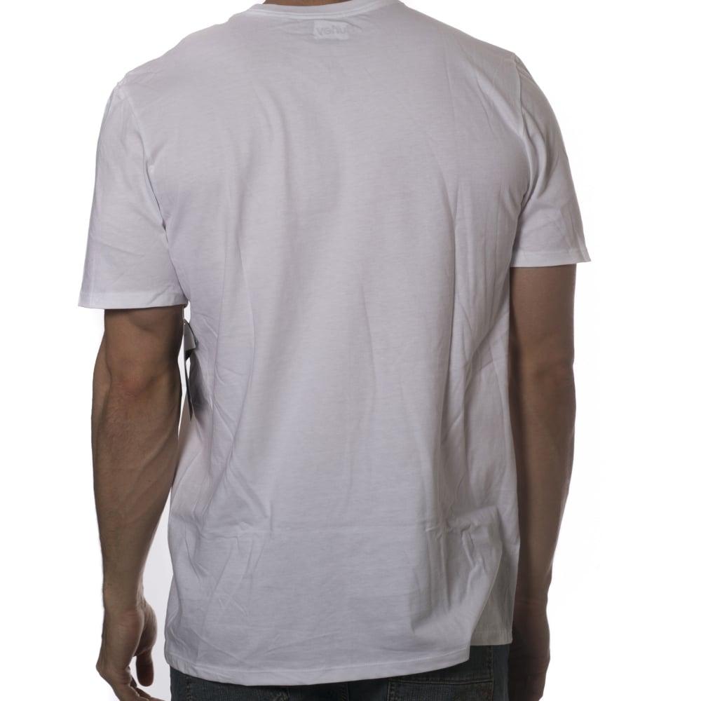 ... Hurley T-Shirt  John John Aloha Krush Premium WH ... abdafa1200f