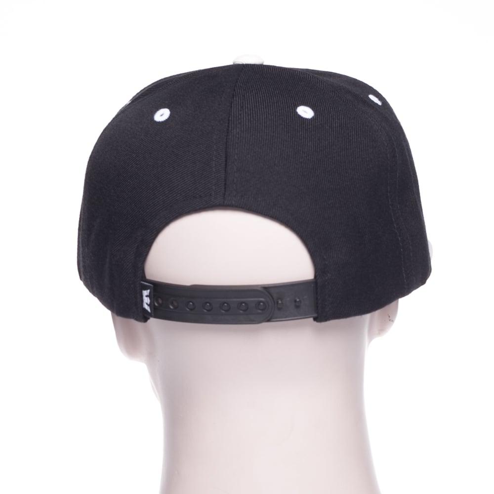 ... Supra Cap  Above Snap Black White BK. ‹ 252dbf35904