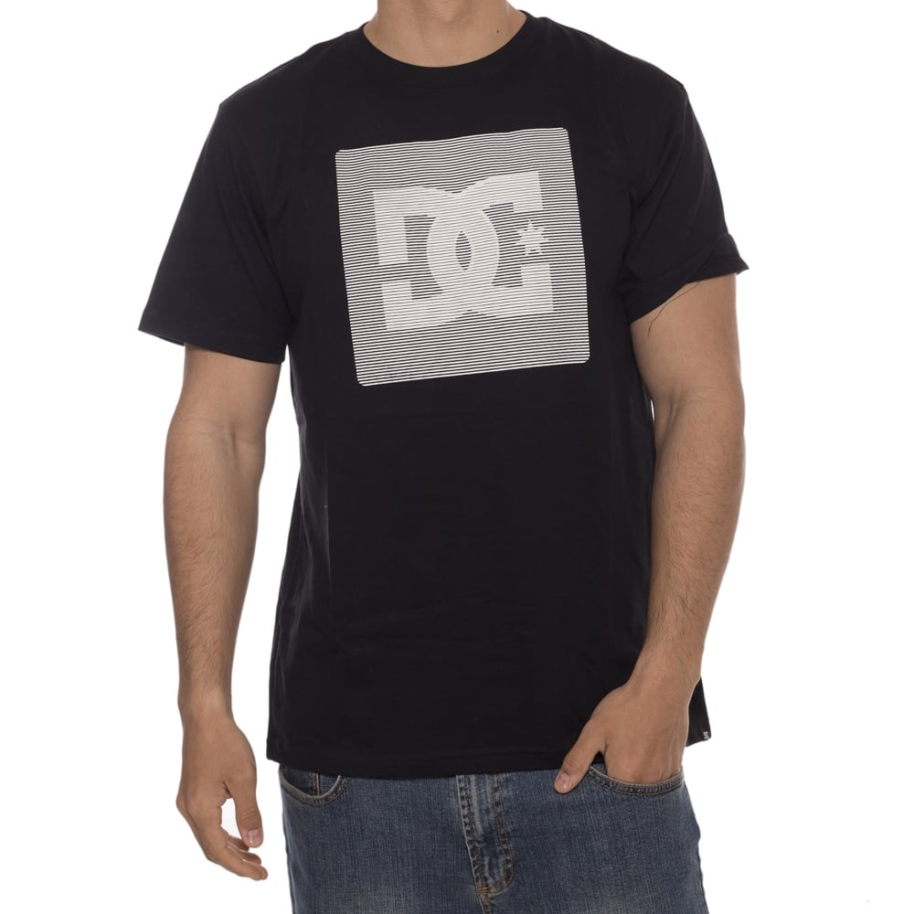 1f097aacd4faba DC Shoes T-Shirt  Variation SS BK ...