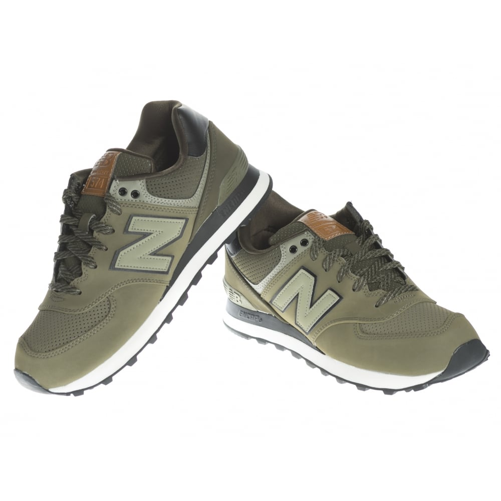 best loved ee899 ddd3d New Balance Shoes: ML574 GPD Lifestyle GN | Buy Online ...