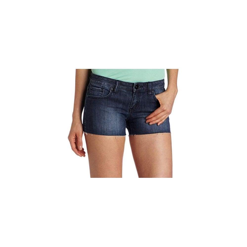 d4034ed5b4e3a Pantalón Corto Chica Hurley  81 Skinny Cut-Off Den NV