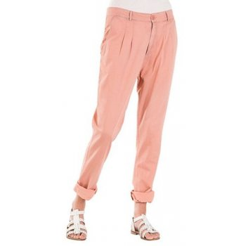 Nikita Girl Pants: The Chino pant Peach PK
