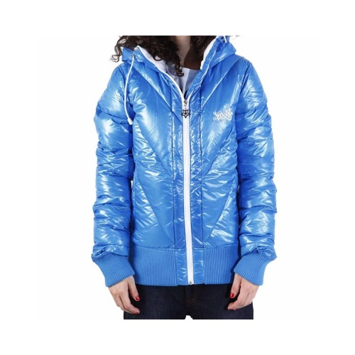 K1X Girl Jacket: Shorty Keep Em Cozy NV, S
