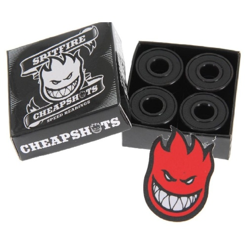 Spitfire Bearings: Cheapshots Abec 3