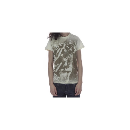 DVS Girl T-Shirt: Crowded BG, XS