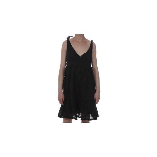 Element Girl Dress. Color: black.