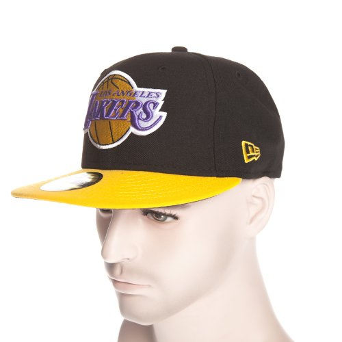 New Era Cap: All Star Capper Los Angeles Lakers BK/YL