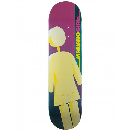 Girl Deck: Mariano Shape Up 8.125