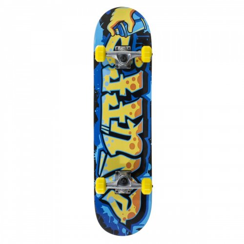 Enuff Complete Skate: Graffiti II Mini Yellow 7.25