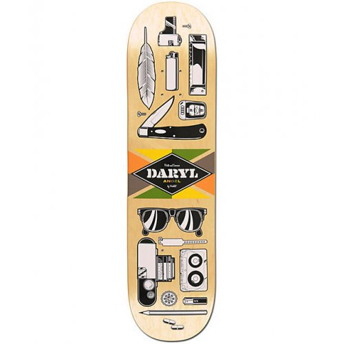 Habitat Deck: Parts & Service Angel Khaki 8