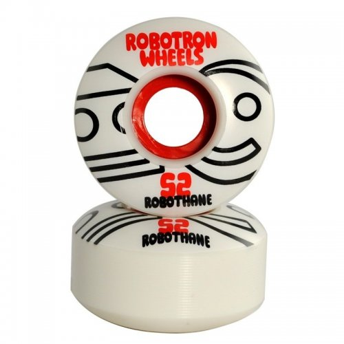 Robotron Wheels: BFF Robothane (51 mm)