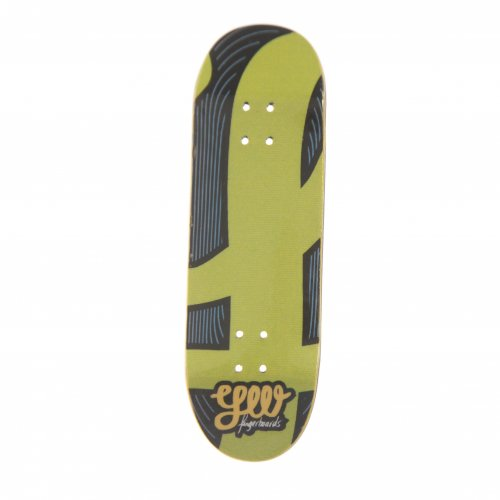 Fingerboards Yellowood Deck: YW Green