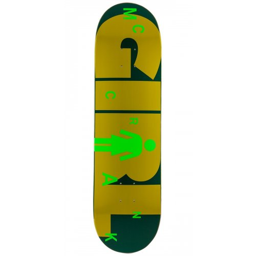 Girl Deck: McCrank Advertype 8.375