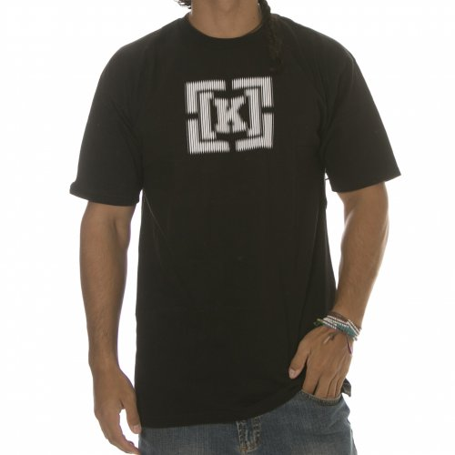 Krew T-Shirt: Bracket Static Black BK