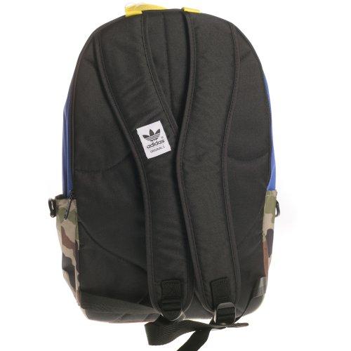 de92615ed adidas originals Backpack: Odd Camo Backpack BL/CM | Buy Online | Fillow  Skate Shop
