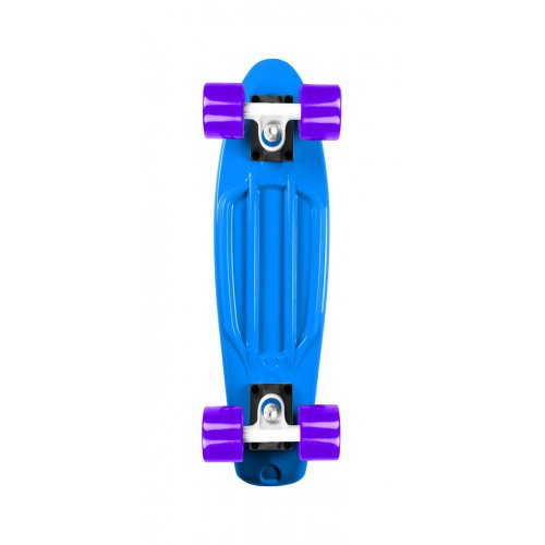 Long Island Skateboard Cruiser: Buddie 15B LI Blue 27""