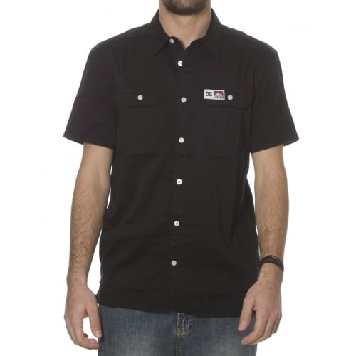 DC Shoes Shirt: Ben Davis KVJ BK